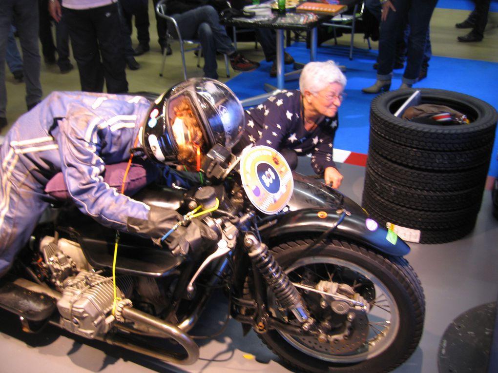 Salon Moto Legende 2013 Paris Vincennes Exposition motos anciennes