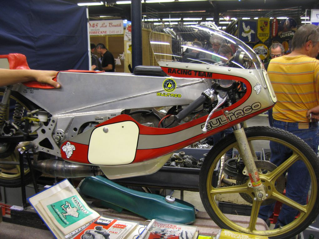 Salon Moto Legende 2013 