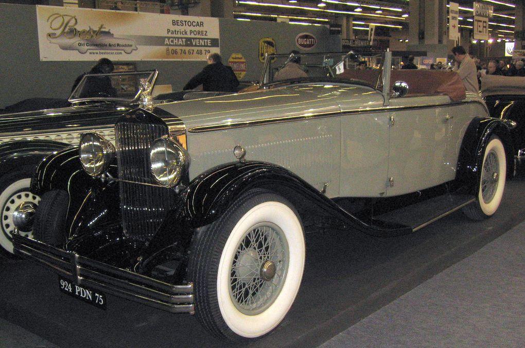Salon-Rétromobile