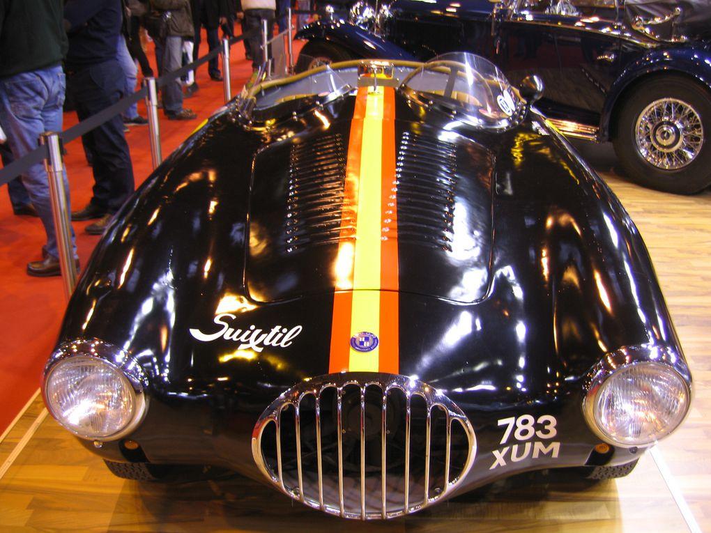 Salon Retromobile 2014Exposition voitures et motos anciennes porte de Versailles