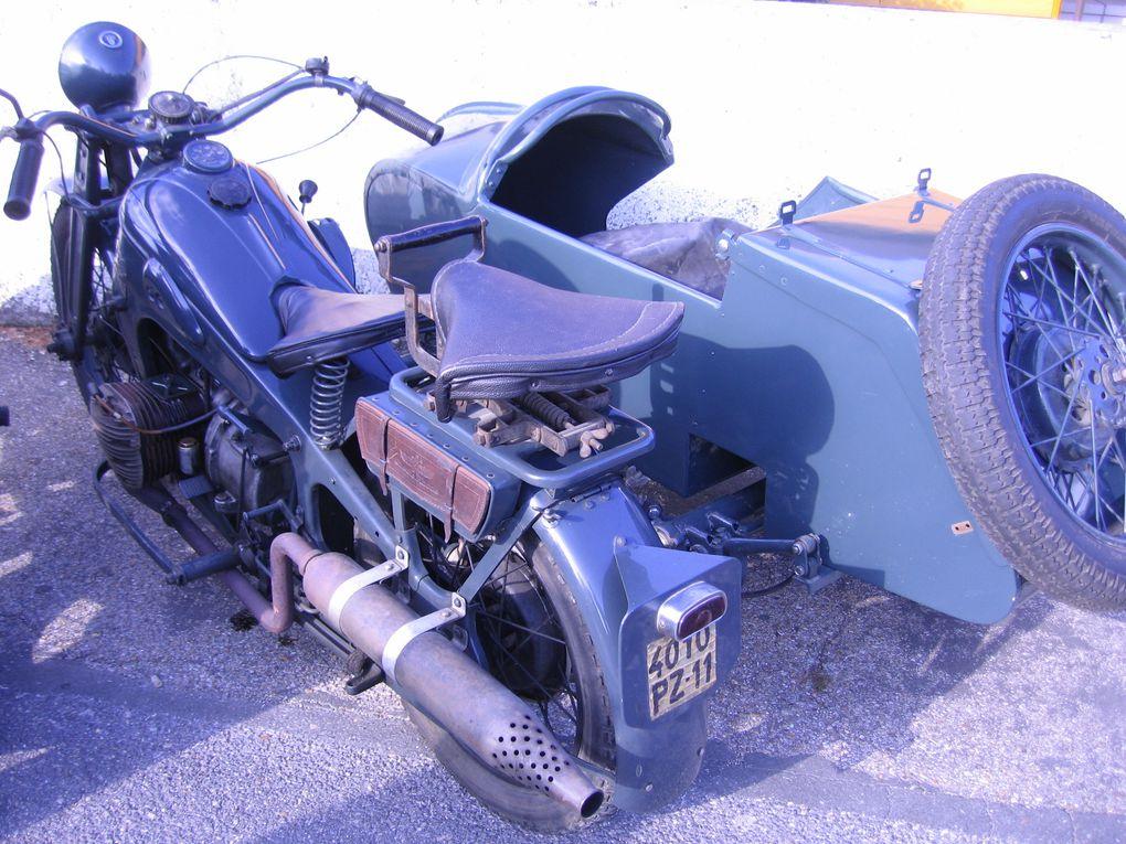 Bourse exposition motos anciennes et de collection Trilport 2014