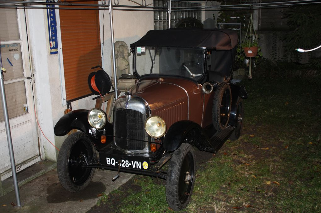 Album - Citroen 5 HP