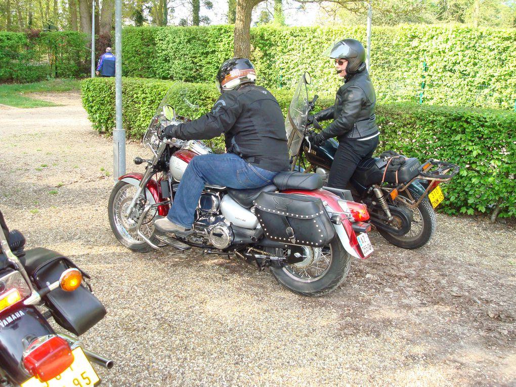 Balade du 10 avril 2011, bourse motos de Crouy-en-Thelle (60)
