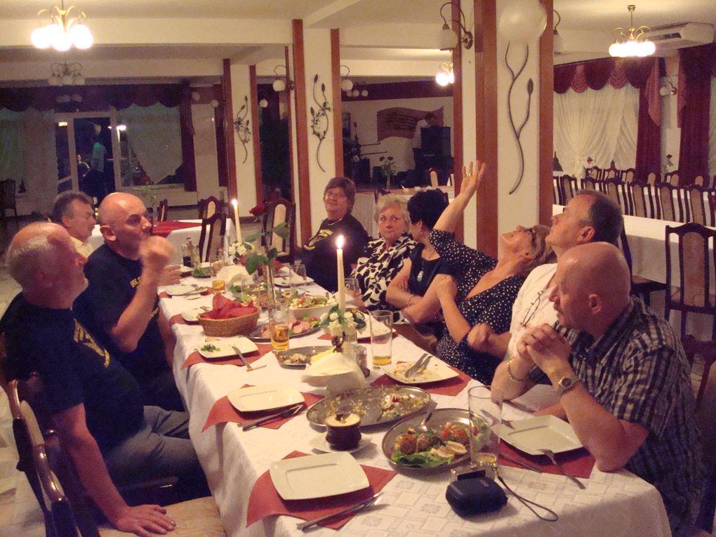 Séjour à Wolsztyn du 26 avril au 1er mai 2012