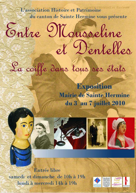 exposition  à Sainte Hermine