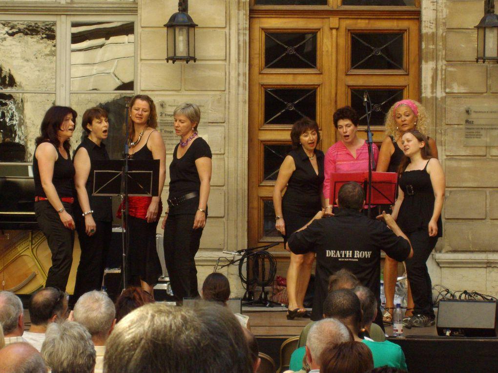fête de la musique 2008