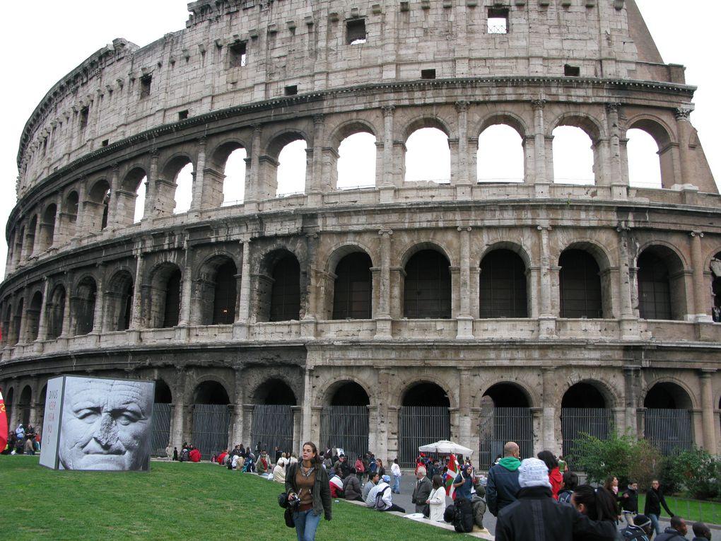 Queste sono le foto della manifestazine antirazzsta del 17 ottobre 2009 a Roma