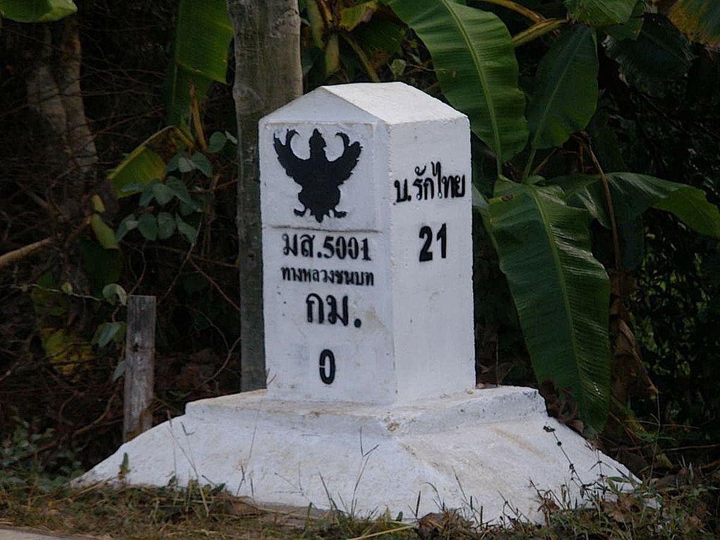 Voici les premiere photos de mon escapade dans le nord de la Thailande.