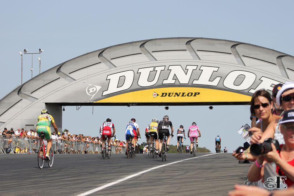 Les plus belles images de l'édition 2011 des 24 heures du Mans vélo.Photos : Émilie Drouet.