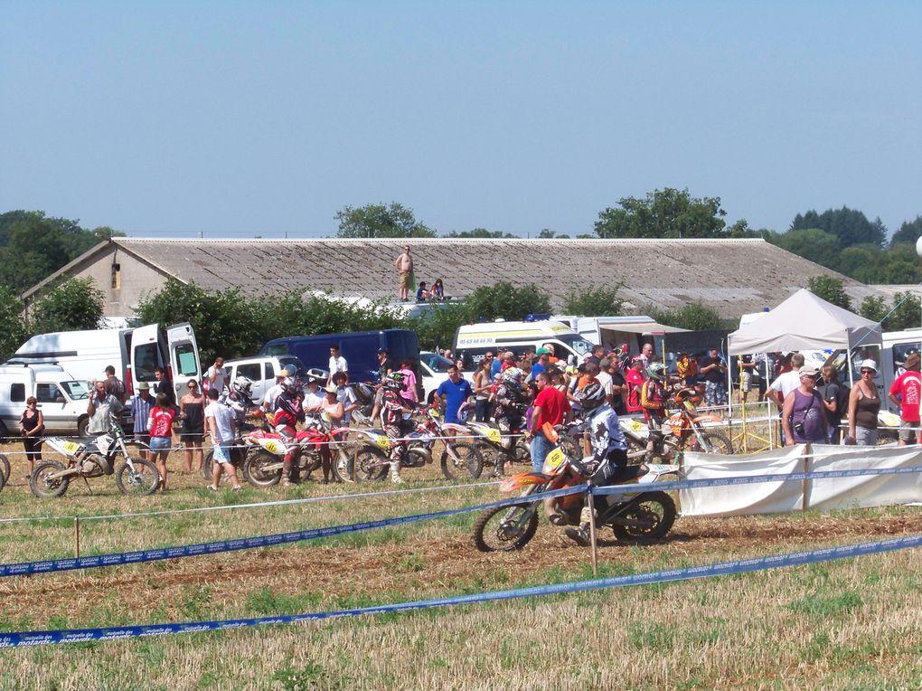 Manche du Classic Trophée enduro 2011.Photos : Florent Rols.