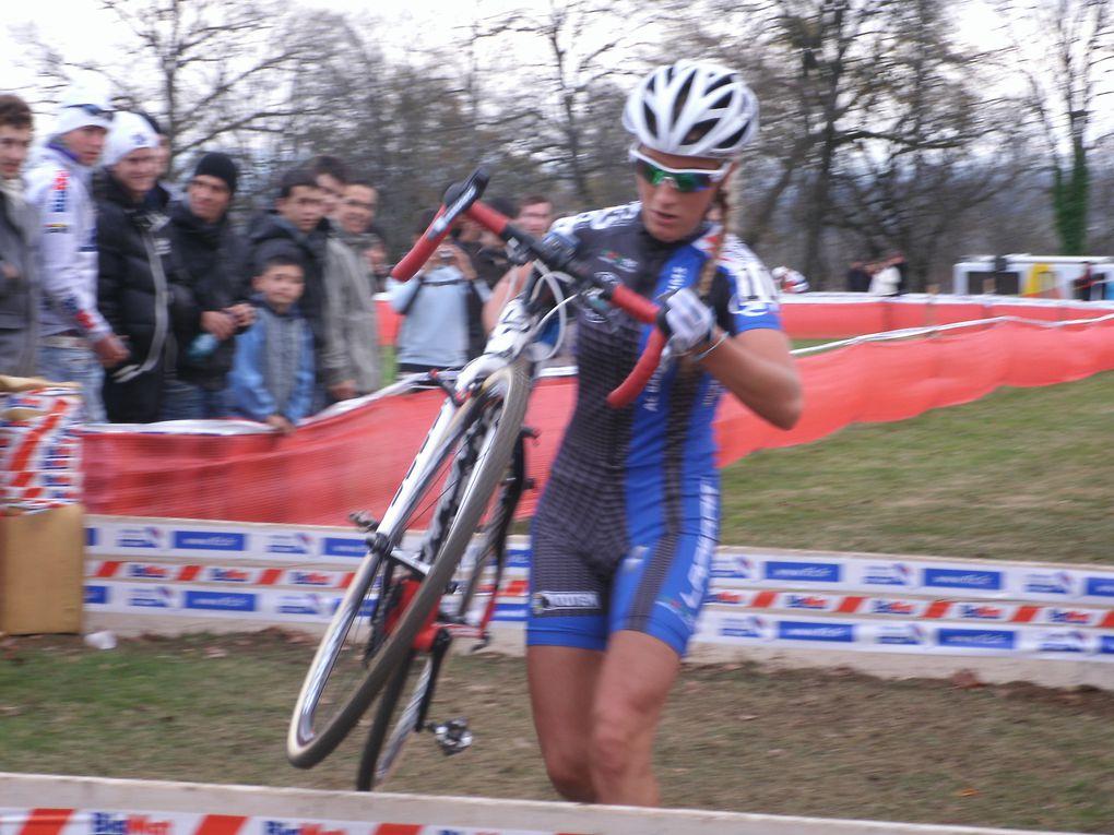 2ème Manche du Challenge National de cylo-cross à Rodez.