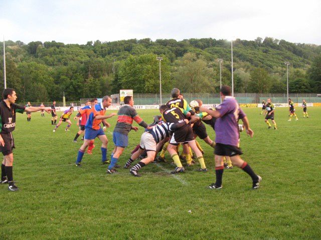 match à Saint Savin le 28 mai 2010