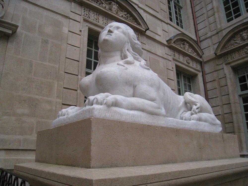Curiosités, statues, monuments etc ... (en grand format), rencontrées lors de mes balades dans Paris.