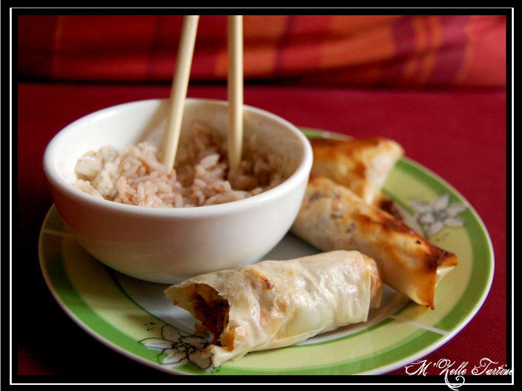 Les bon petits plats de M'Zelle Tartine...