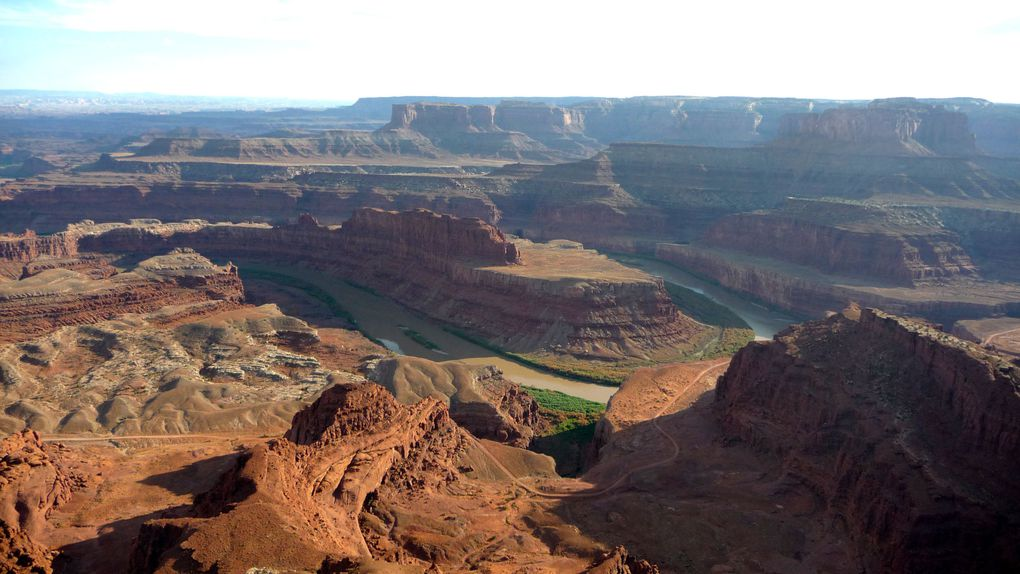 De Grand Canyon à Moab