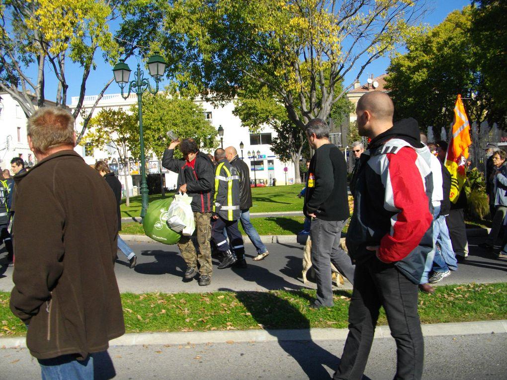 Quelques Magnifiques Photos de laManif du 28 Octobre