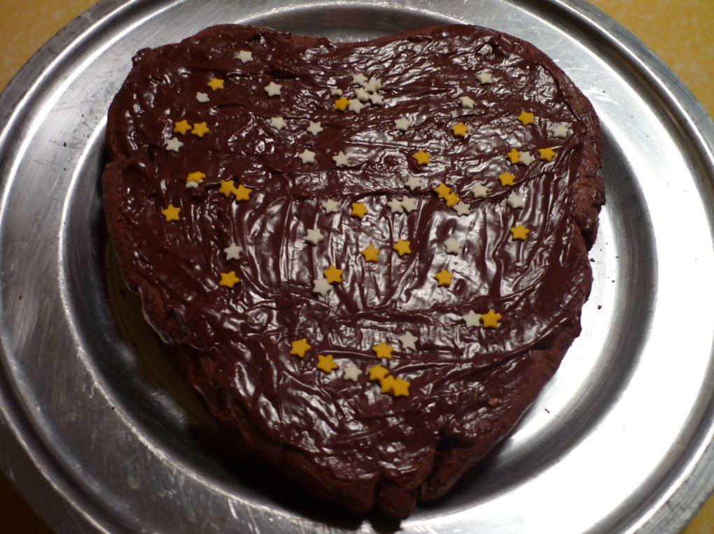 Un aperçu en image des recettes de Chocociframboise !