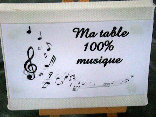 Album - TABLE-100--MUSIQUE