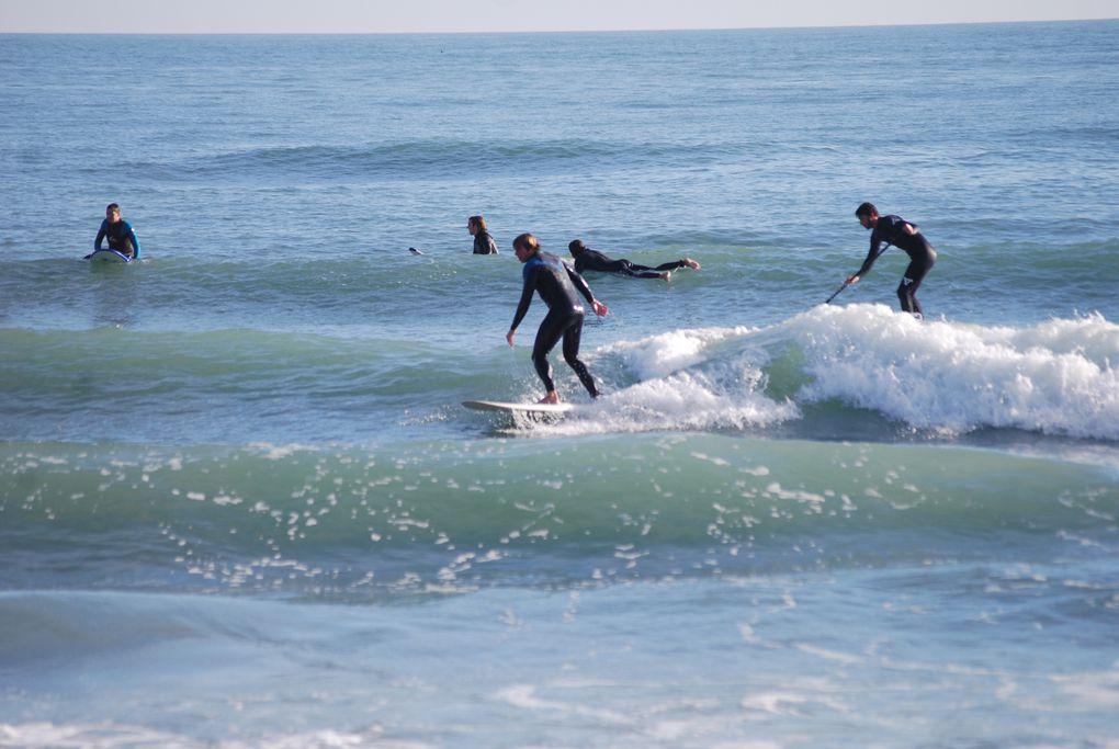toutes les images de surf Stand'up et bodyboard.