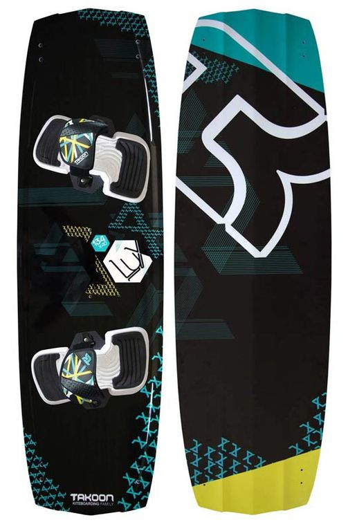 Ailes Twin tip surf harnais