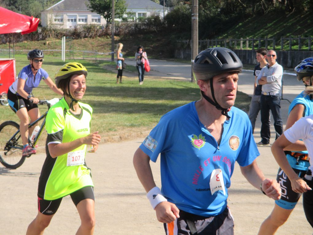 Run and Bike sous les couleurs de Mille et un sourires