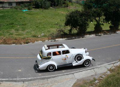Carroza estilo Cartagena y Carros Antiguos.