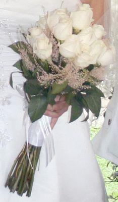 El Ramo de la Novia simboliza el amor...