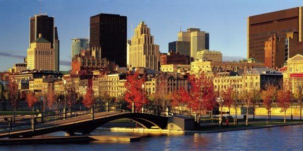 Montréal, Rougemont, La Mauricie