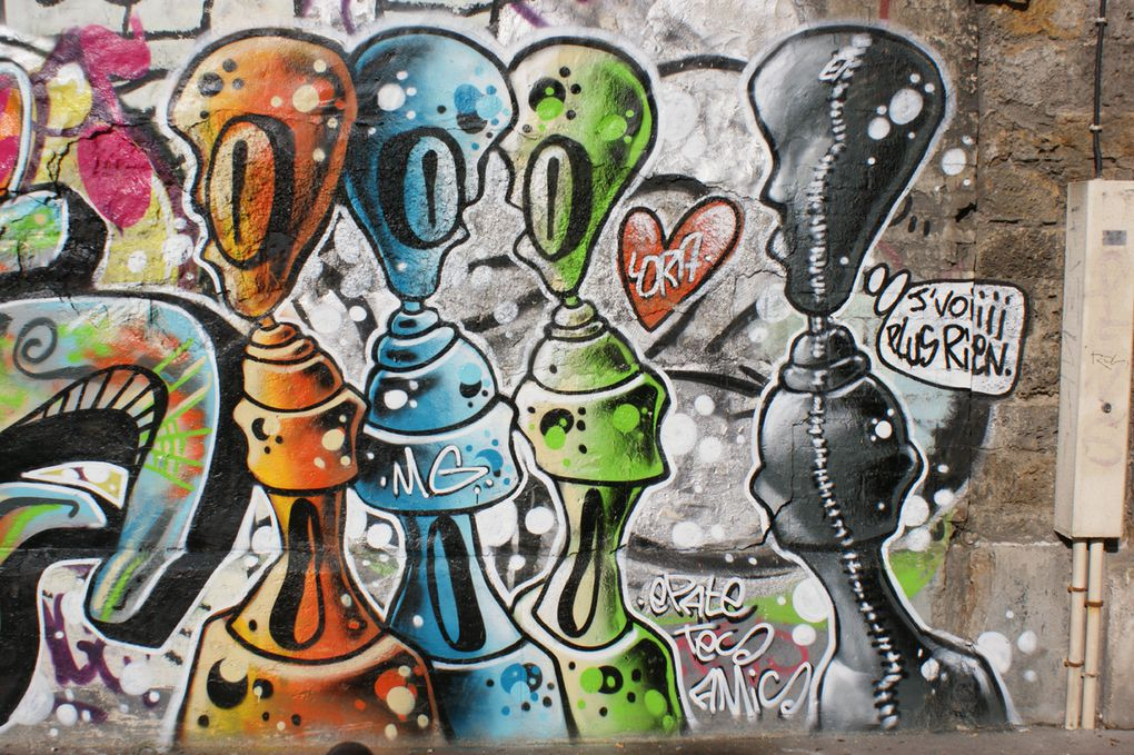 Album - Graffitis-Paris-divers-Tom-017