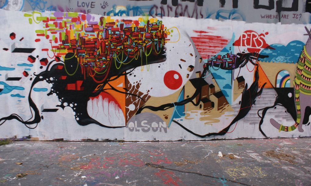 Album - Graffitis-Paris-divers-Tom-020