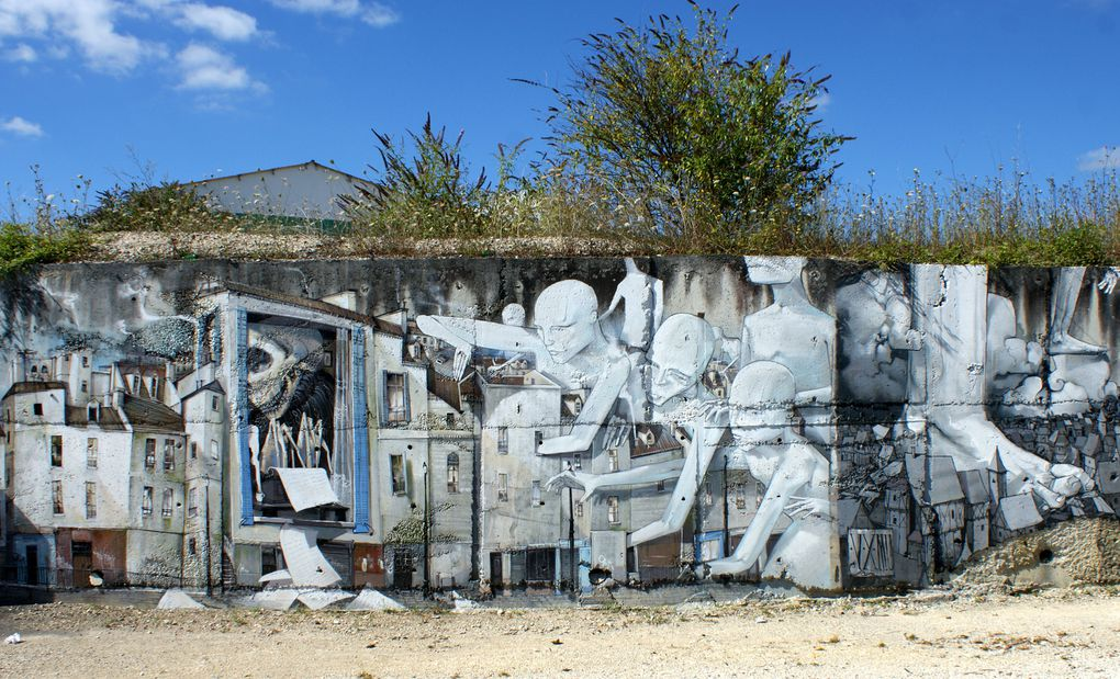 Album - Graffitis-Angouleme