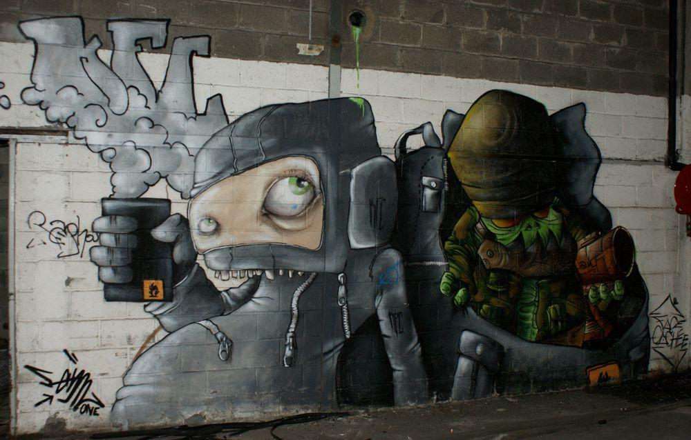 Album - Graffitis-Angouleme