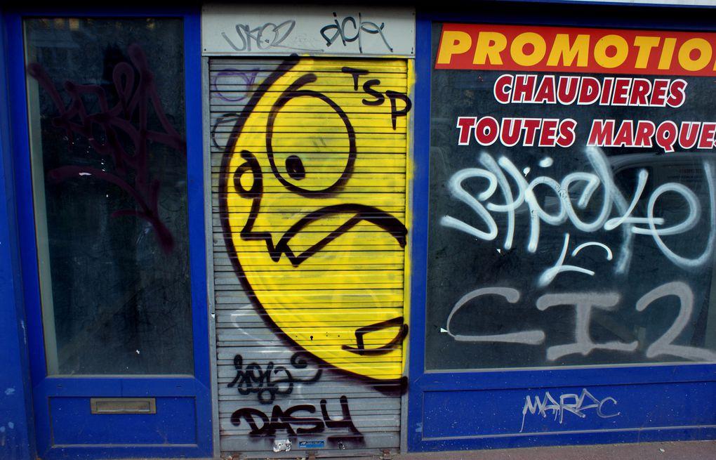 Album - Graffitis-Chevilly-Larue---Cachan---Gentilly