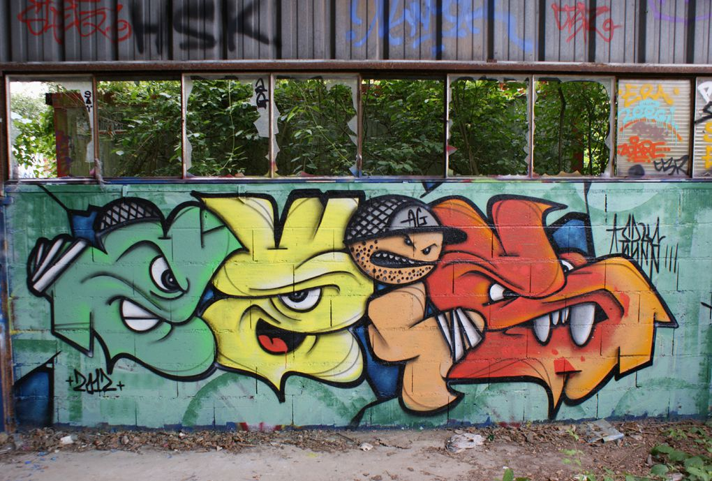Album - Graffitis-Dept-77-tom-006