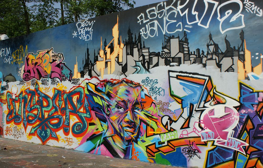Album - Graffitis-IVRY-sur-Seine-Tom-004