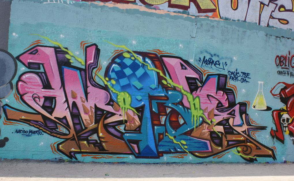 Album - Graffitis-IVRY-sur-Seine-Tom-012