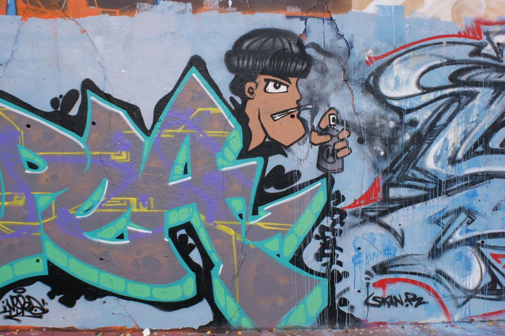 Album - Graffitis-IVRY-sur-Seine-Tom-014