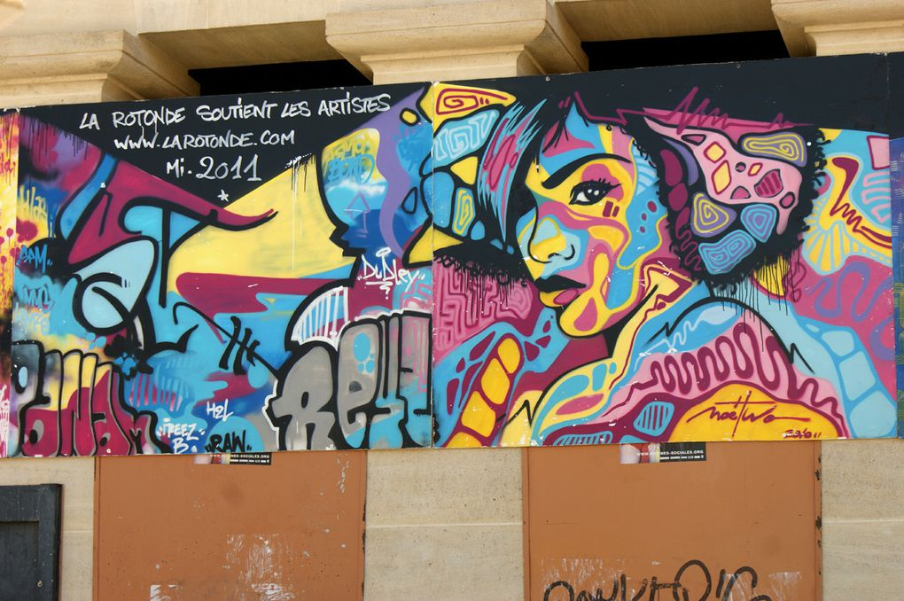 Album - Graffitis-Paris-divers-Tom-004