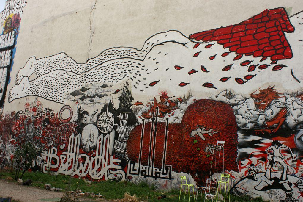 Album - Graffitis-Parisiens 2010