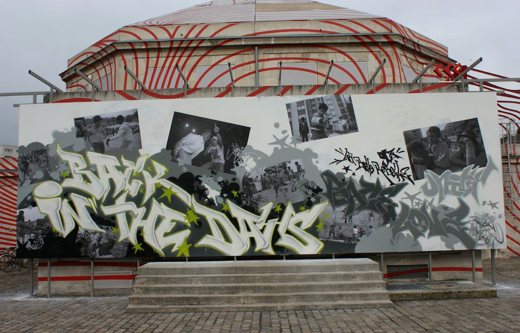 Album - Graffitis-PARIS-2011