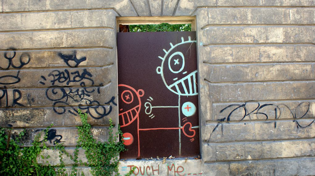 Album - Graffitis-Bordeaux 2011