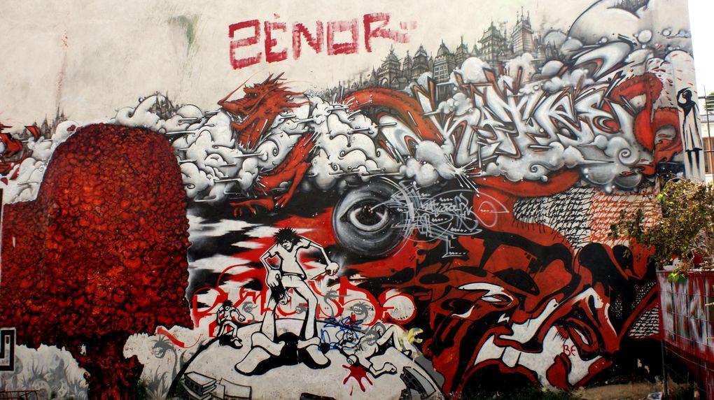Album - Graffitis-Belleville