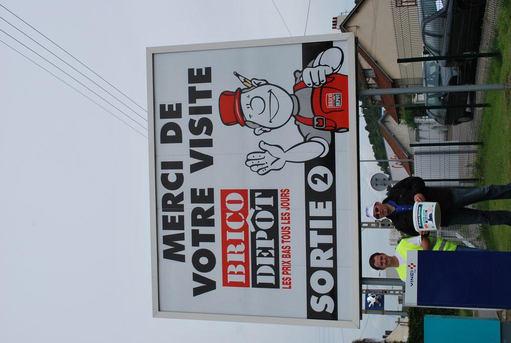 Journée de grève du 08 juin 09