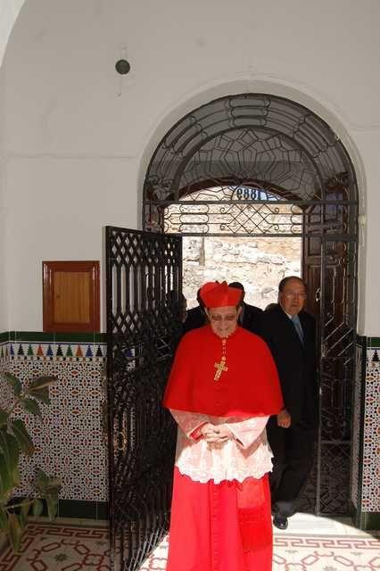 Visita del CardenalEmmo. Cardenal Juliá Herran