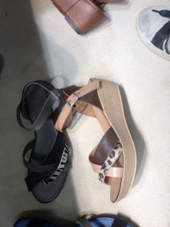 Nouvelle collection printemps été valerie B.chaussures 2015