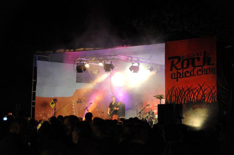 Des images des nombreux concerts en 2011 (par ordre chronologique, du plus récent au plus ancien)