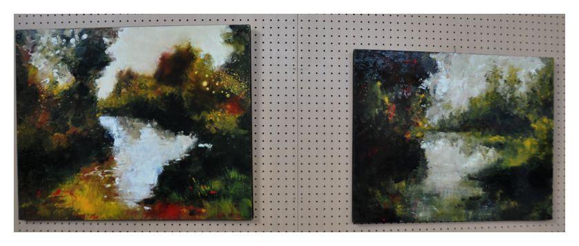 Des expositions dans le Val de Saire en 2012