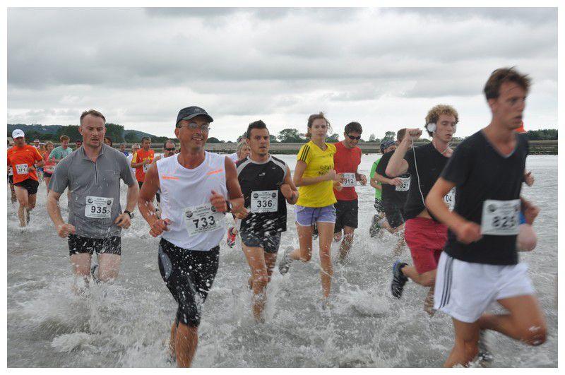 Course nature, course du Run 2013, premier passage du RUN