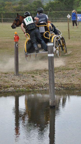 Photos des concours d'attelage, années 2009 et 2010. epreuves comptant piour le championnat de France.