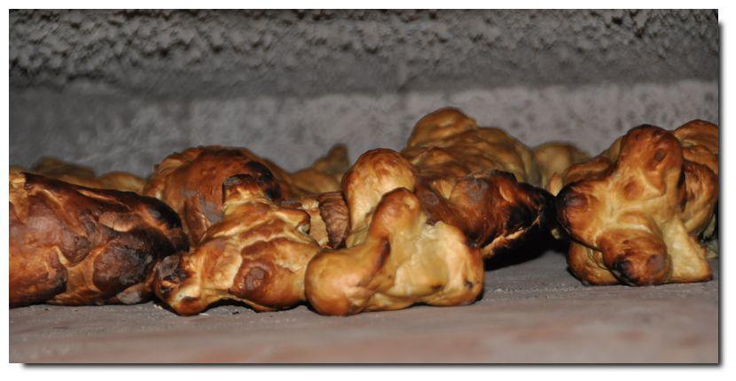 Tripes, pieds de cochon... Garots, cônus, cônets ...des spécialités culinaires normandes.